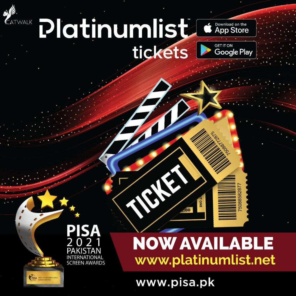 Tickets for PISA '21